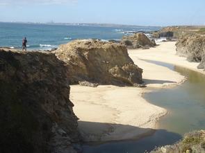 porto covo beach