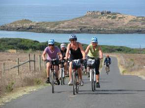 guided cycling tours in portugal