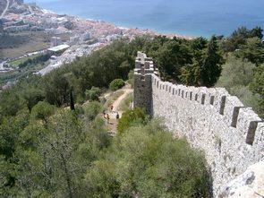 castle of sesimbra