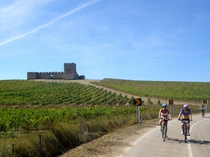 castles and cycling