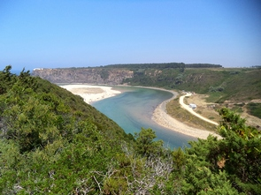 cycling holidays in Portugal take you to stunning places