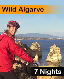 cycling holidays in Portugal - algarve cycling