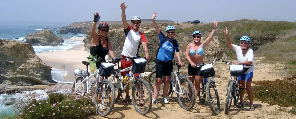 portugal bike tours along the west coast