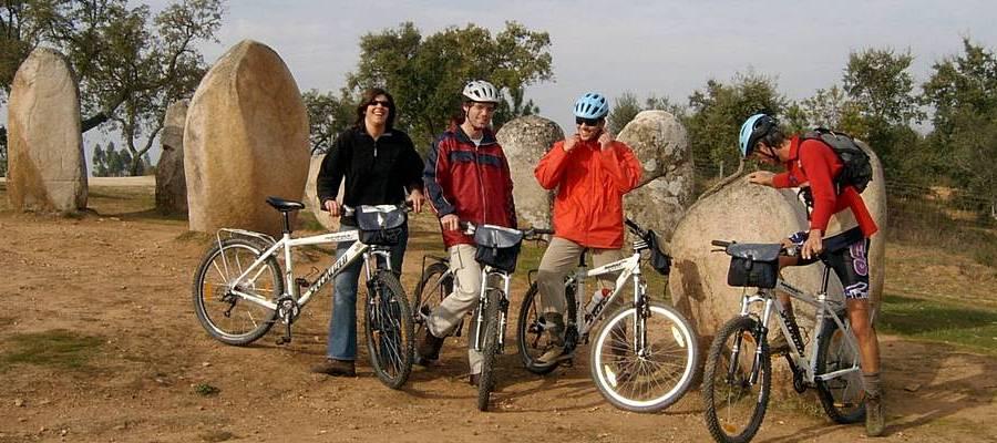 megalithic bike tour